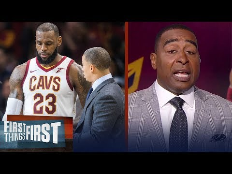 LeBron James and the Cavaliers have adjusted and are back on track | FIRST THINGS FIRST