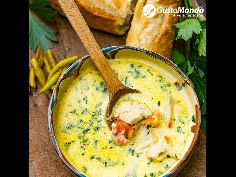 Romanian sour chicken soup recipe. Ciorba Radauteana | Gustomondo