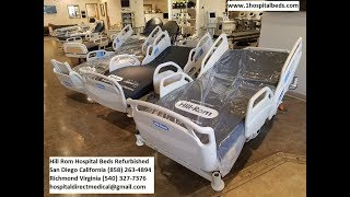 Hill Rom Hospital Bed Models