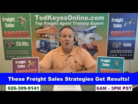 [TKO] ♦ These Freight Sales Strategies Get Results!! ♦ TedKe