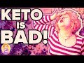 5️⃣ HORRIBLE things KETO did to YOU 😱 BAD Keto Diet SIDE EFFECTS Cholesterol DIABETES Hair loss