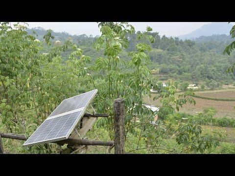 Permacultura y ecotecnias en Las Cañadas