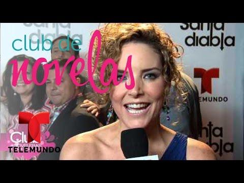Club de Noveleras | Virna Flores nos confiesa secretos de su esposo | Telemundo Novelas
