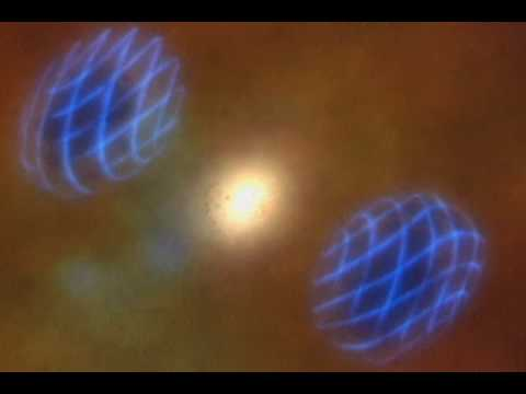 Abell 2597 & Ghost Cavities animation