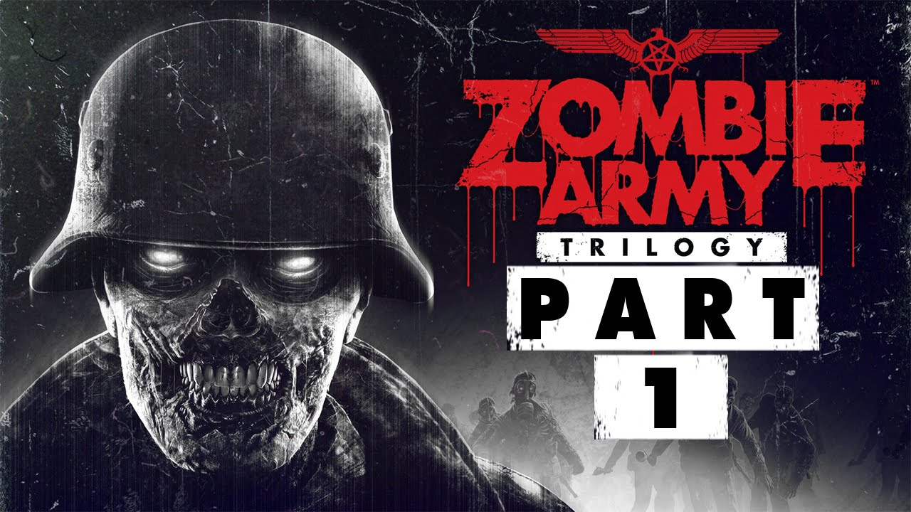 Zombie Army Trilogy - Let's Play - Part 1 - [Ep.1: The Berlin Horror] -