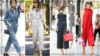 16 DIFFERENT WAYS TO WEAR A JUMPSUIT STYLE TIPS & OUTFIT IDEAS