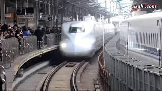 山陽・九州新幹線「みずほ」「さくら」試乗会