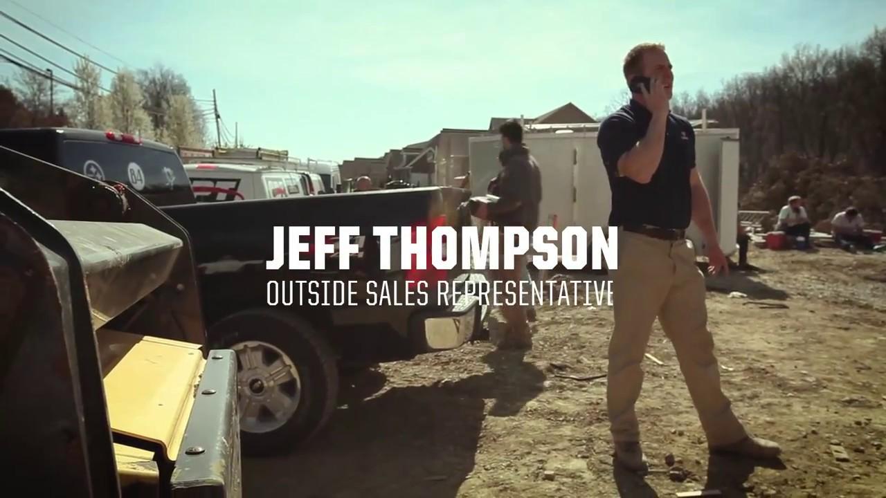 Download I AM 84 MATERIAL - Outside Sales Representative