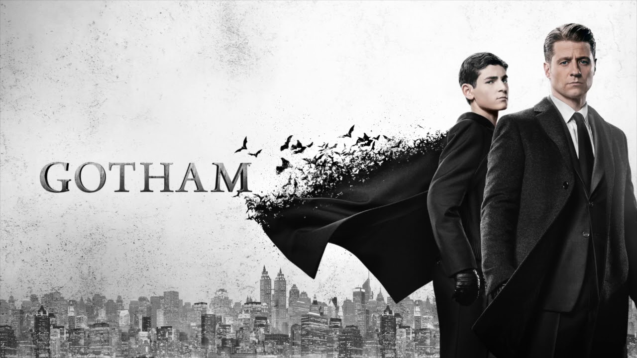 Download Gotham (OST) 4x05 Gordon and Alfred Fight Prison Guards