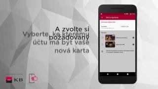 Mobilní banka - Debetní karta pro Android
