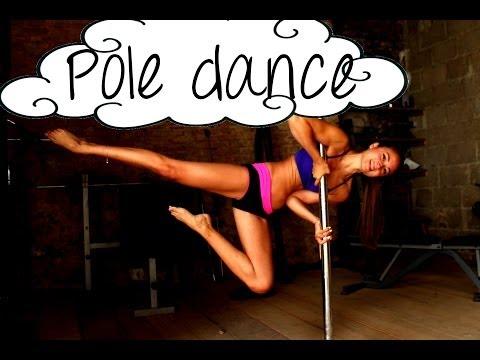 Pole Dance lernen - Deutsch / German - Moves - Kraft, Beweglichkeit, Ausdauer - X Pole - Training
