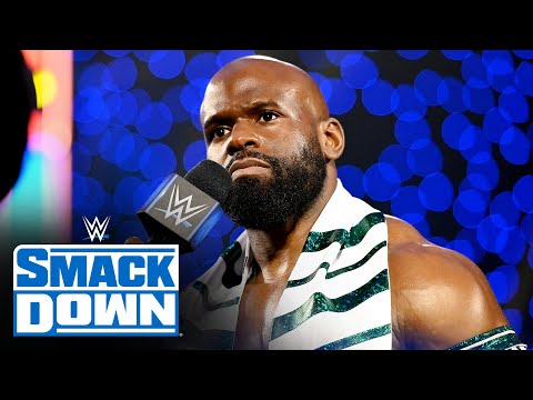 Apollo Crews channels his past in his quest for the Intercontinental Title: SmackDown, Feb. 26, 20..