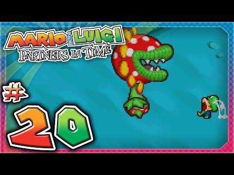 Mario and Luigi: Partners In Time - Part 20: Petey Pirahna!