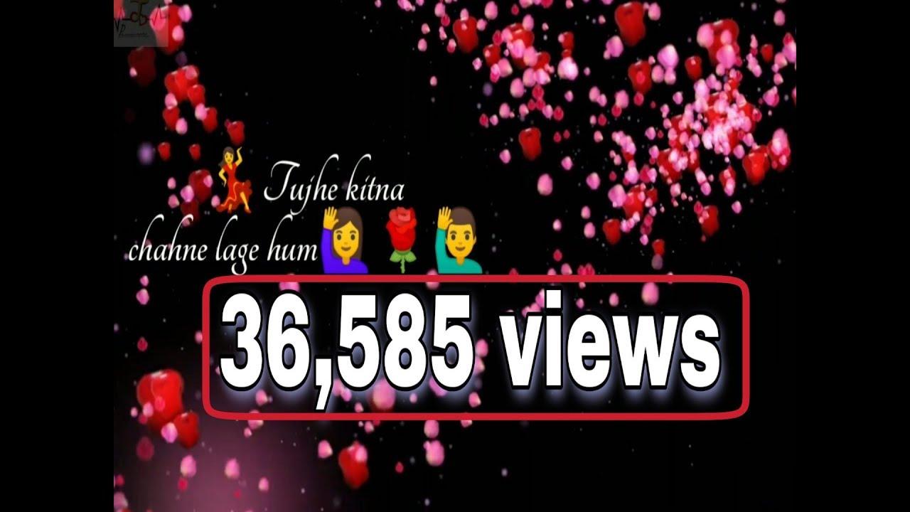 Tujhe Kitna Chahne Lage Hum Female Version Whatsapp Status Full Hd