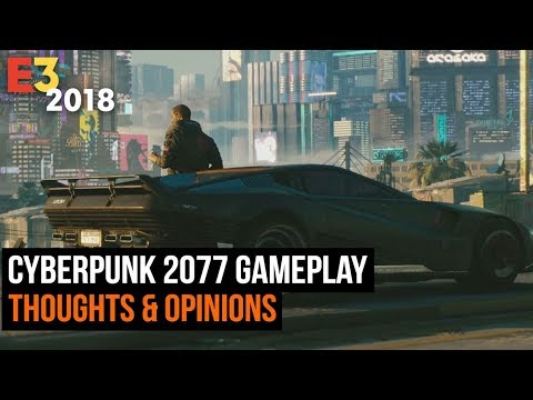After 50 minutes of gameplay this is what we think of Cyberpunk 2077