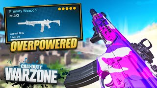This M13 is OVERPOWERED! - Warzone w/ TimTheTatMan, Cloakzy & Symfuhny