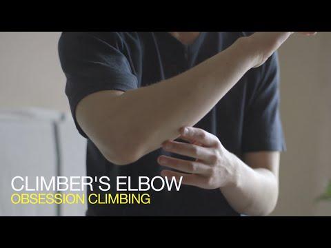 Climber's Elbow (part 1)