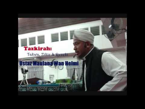 Ustaz Maulana Wan Helmi