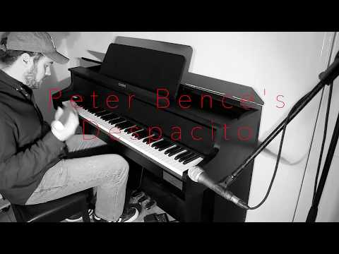 Despacito Peter Bence Piano Cover by Paul Wilson (Paul Wilson covers Peter Bence Despacito)