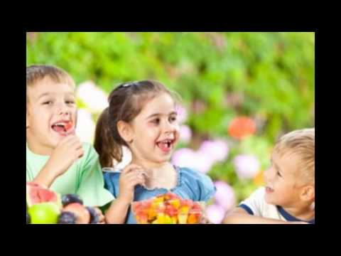 Funny Healthy eating tips for kids and women