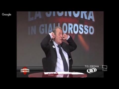 La Signora in Giallorosso – Puntata del 12/03/2018