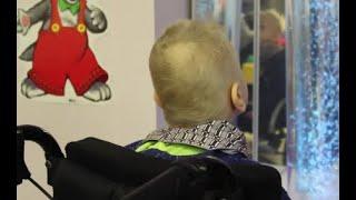 Верхняя Салда. Реабилитация детей с ограниченными возможностями
