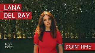 Baixar Lana Del Ray - Doin' Time (1 HOUR LOOP)