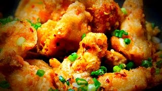 Salt and Pepper Chicken Wings (Chinese Food) (Royal Mandarin) (San Diego)