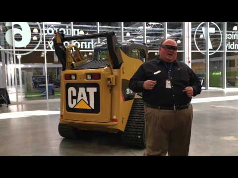 Caterpillar augmented reality inspection demo