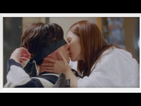 Her Private Life - Kiss Scene Ep 7-8 (Park Min Young - Kim Jae Wook)