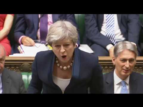 Prime Minister's Questions: 5 July 2017