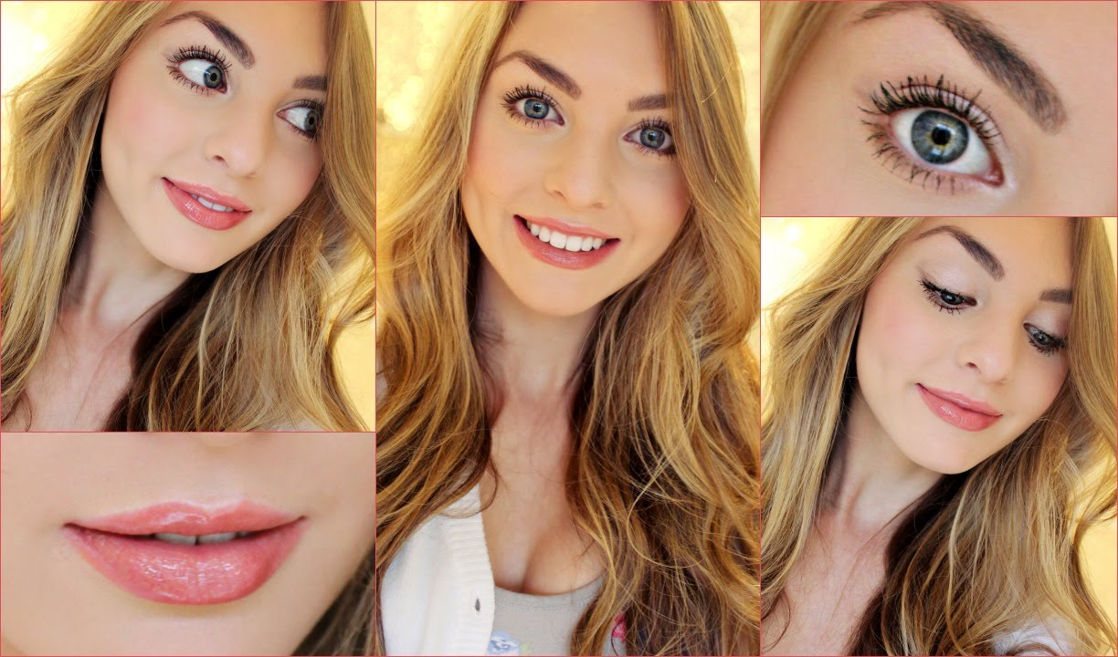 How To Get Perfect Skin Everyday Fall Makeup Tutorial