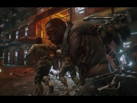 Si habran Zombies en COD: Advance Warfare como un Bonus!!