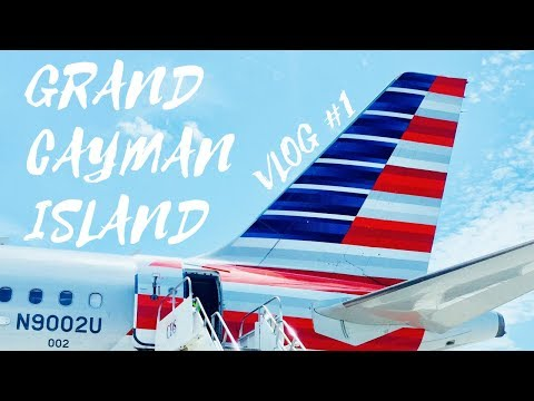 WE'RE GOING TO THE GRAND CAYMAN ISLANDS || Vlog #1: Departure