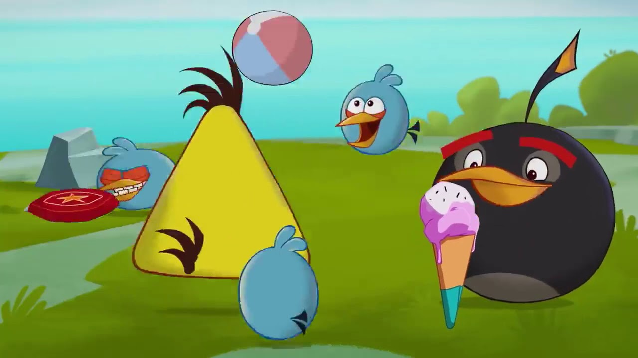 Angry Birds Blues | All Episodes Mashup - Special Compilation#48