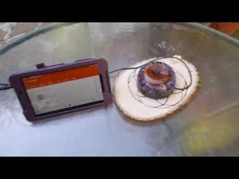 The Torus PEMF - Powered Orgonic Resonator
