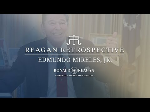 Reagan Retrospective Ep. 9 (Season 4) - Edmundo Mireles, Jr.