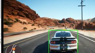 need for speed object detection