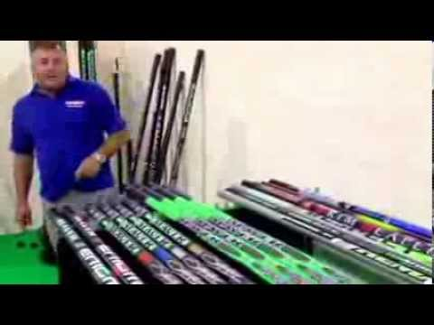 Exclusive! Angling Times Gets The First Look At Maver's New Poles For 2014