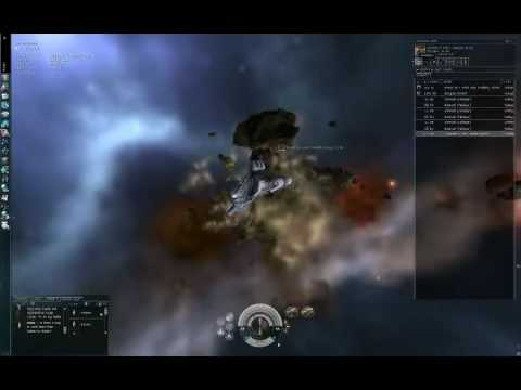 EVE Online Tutorial Course - III : Camera, Docking, Attacking, Mining (1 / 2)
