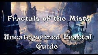 Guild Wars 2 Fractals of the Mists Uncategorized Fractal Guide & Playthrough