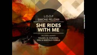 #BZM017: L.O.O.P, Simone Pelizari - She Rides With Me (Original Mix)