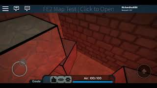 Roblox | FE2 Map Test: Jungle Inferno (BUFFED)(MOBILE)(COMPLETED)