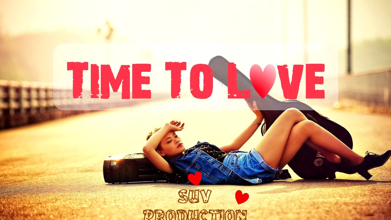 Emotional R&B Instrumental Guitar Piano *TIME TO LOVE* (Prod. by SUV; Guitar By MINOR2GO)