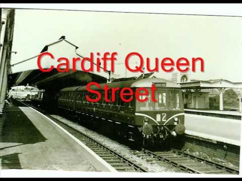 LOST RAILWAYS. Cardiff Railway Co.(2) WALES U.K