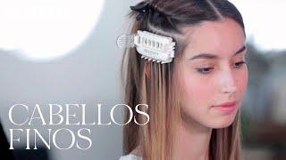 El nuevo método para cabellos finos que promete el volumen soñado