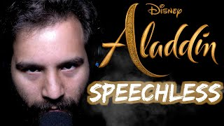 SPEECHLESS - Caleb Hyles (from Aladdin) [2019 Male Cover]