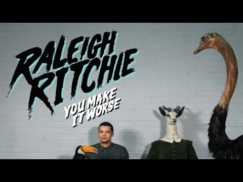 Raleigh Ritchie - You Make It Worse (Official Audio)