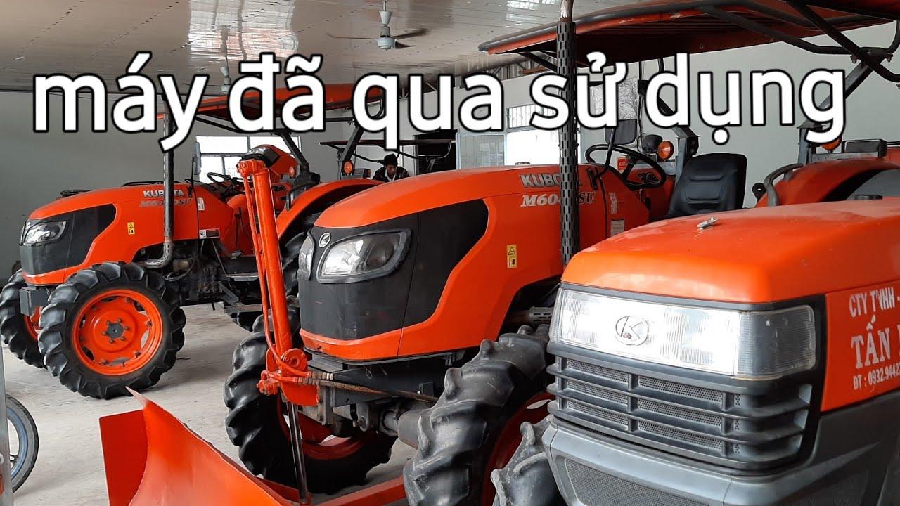 KUBOTA 6040 / 4508 : BÁN máy cày đã qua sử dụng.. KUBOTA tractor