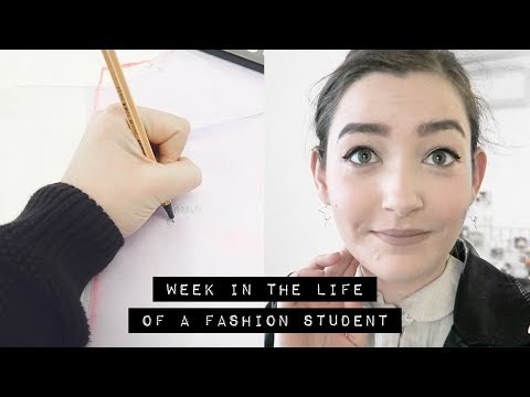 A Week in my Life Studying Fashion Design in Melbourne | Vlog